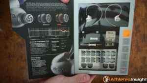 RHA Headphones T10i Box