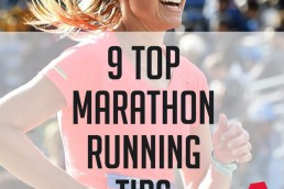 Marathon Running Tips