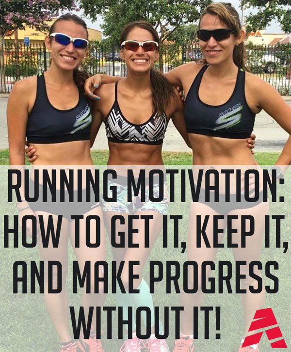 running motivation running progress