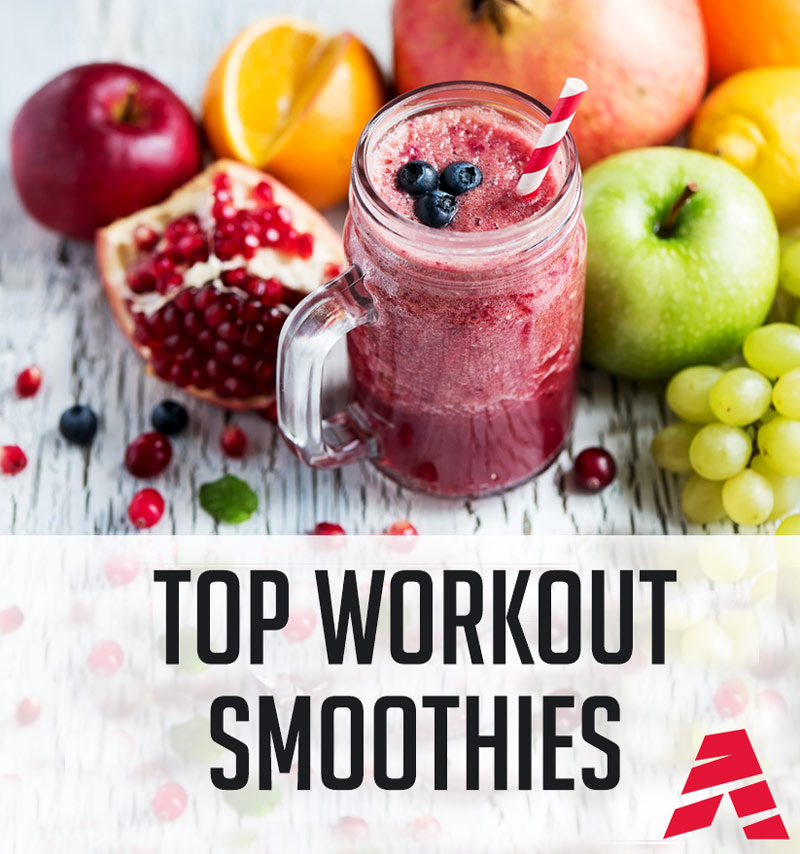healthy smoothie recipes top workout smoothies