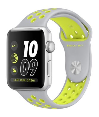 Apple Watch Series 2 Nike Fitness Tracker