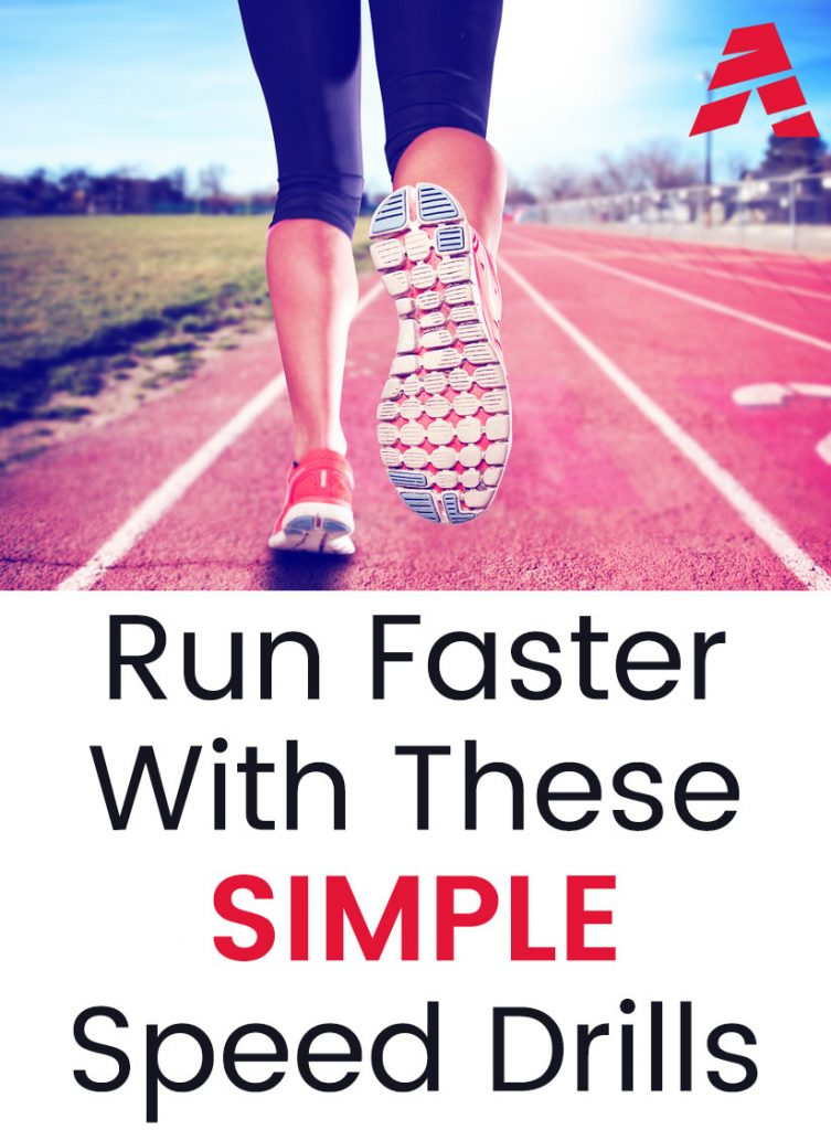 Run Faster With These Simple Speed Drills