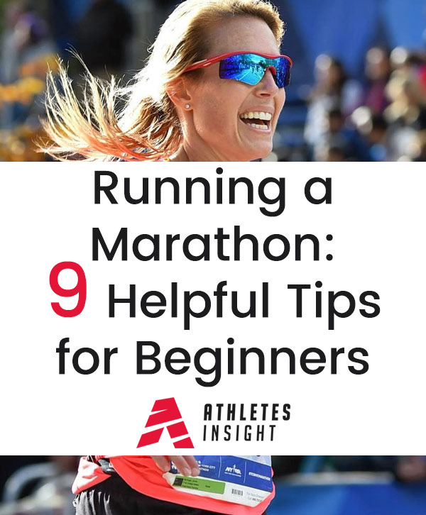 Women Running a Marathon wearing perfomance sunglasses -Athletes Insight