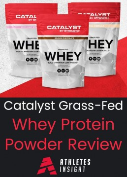 Catalyst Grass Fed Whey Protein Powder Review