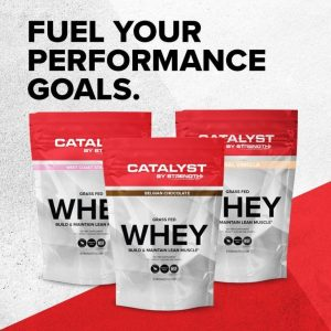 Catalyst Grass Fed Whey Protein Review