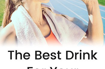 The Best Drink For Your Workout