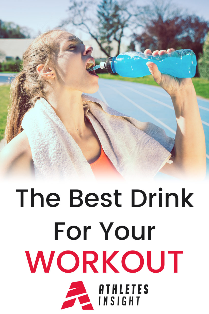 The Best Recovery Drink For Your Workout