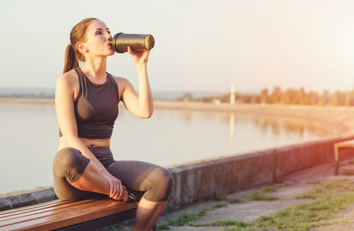 Protein The Best Recovery Drink For Your Workout