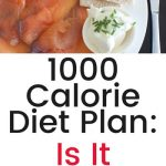 1000 Calorie Diet Plan: Is it worth it?