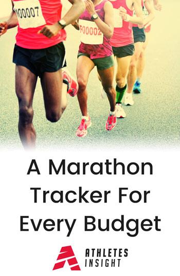A Marathon Tracker For Every Budget Athletes Insight