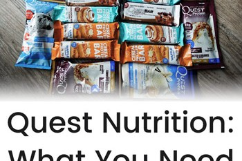 quest nutrition review