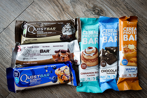 Quest Nutrition Review Beyond Cereal