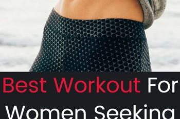Best Workout For Women Seeking A Flat Stomach