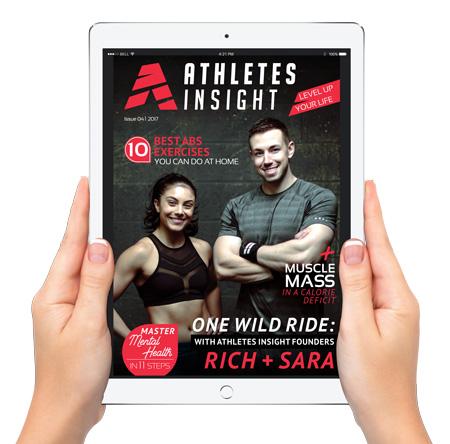 Athletes Insight Magazine