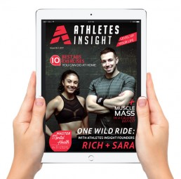 Athletes Insight Free Magazine Rich Stead