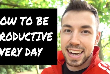 Productivity How To Be Productive Every Day