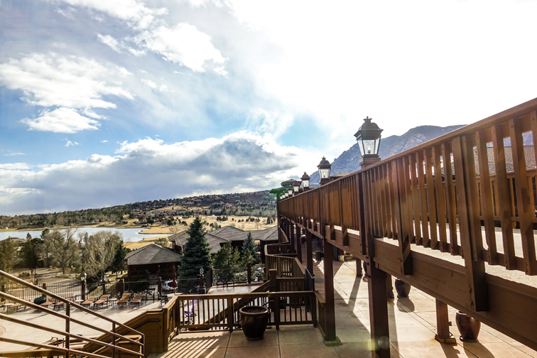 Cheyenne Mountain Resort Athletes Insight