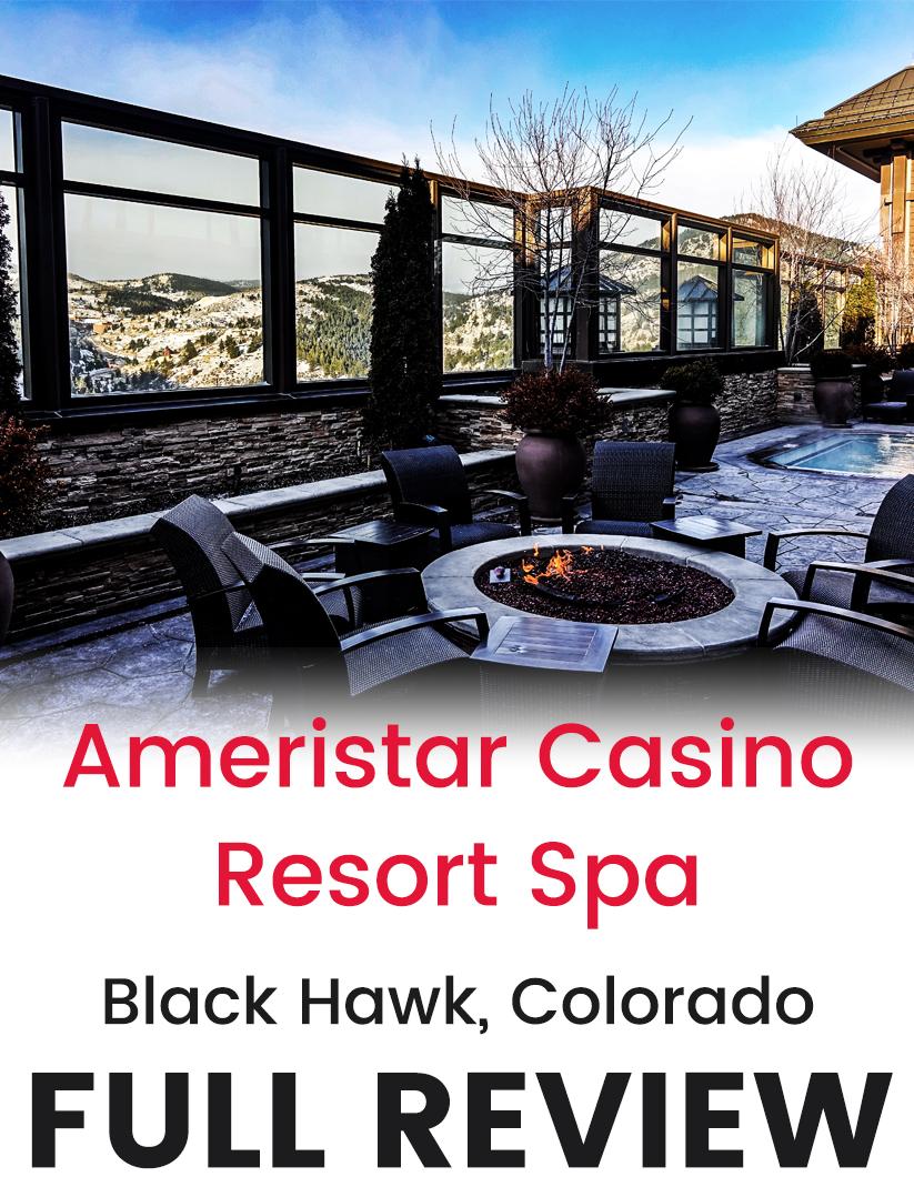 Ameristar Casino Resort Amp Spa Black Hawk Colorado Full