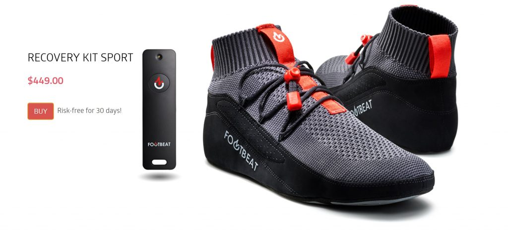 Footbeat Sport Product Review