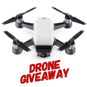 Athletes Insight Drone Giveaway