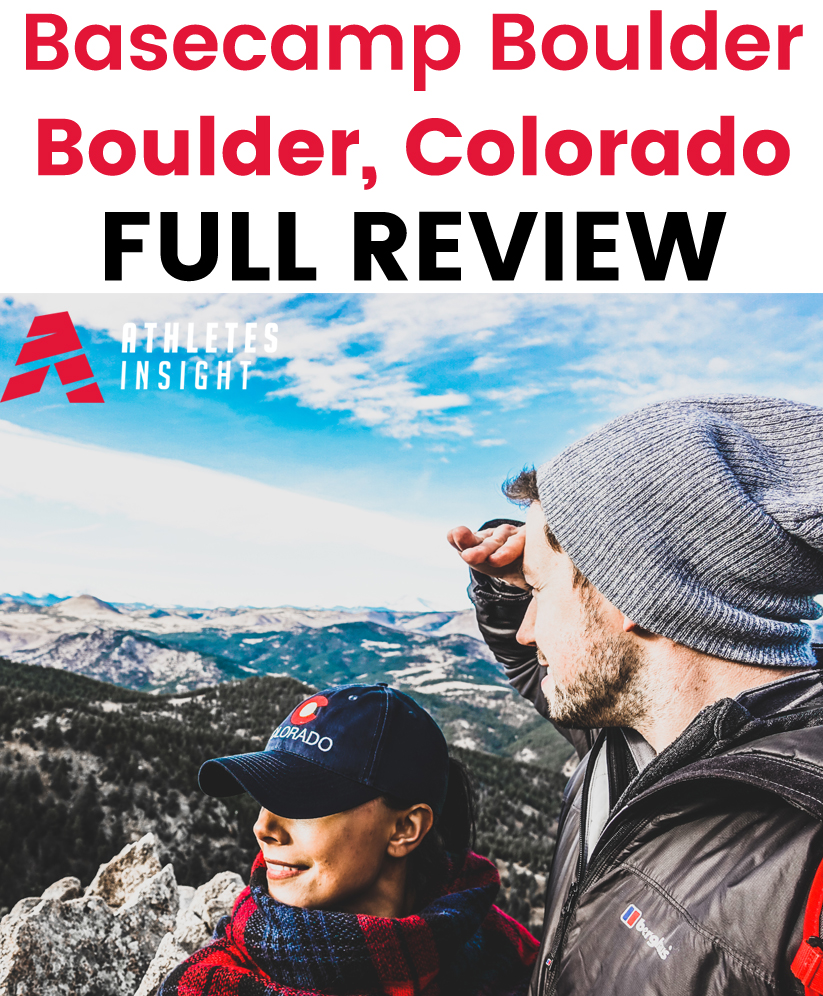 Basecamp Boulder Boulder, Colorado Full Review