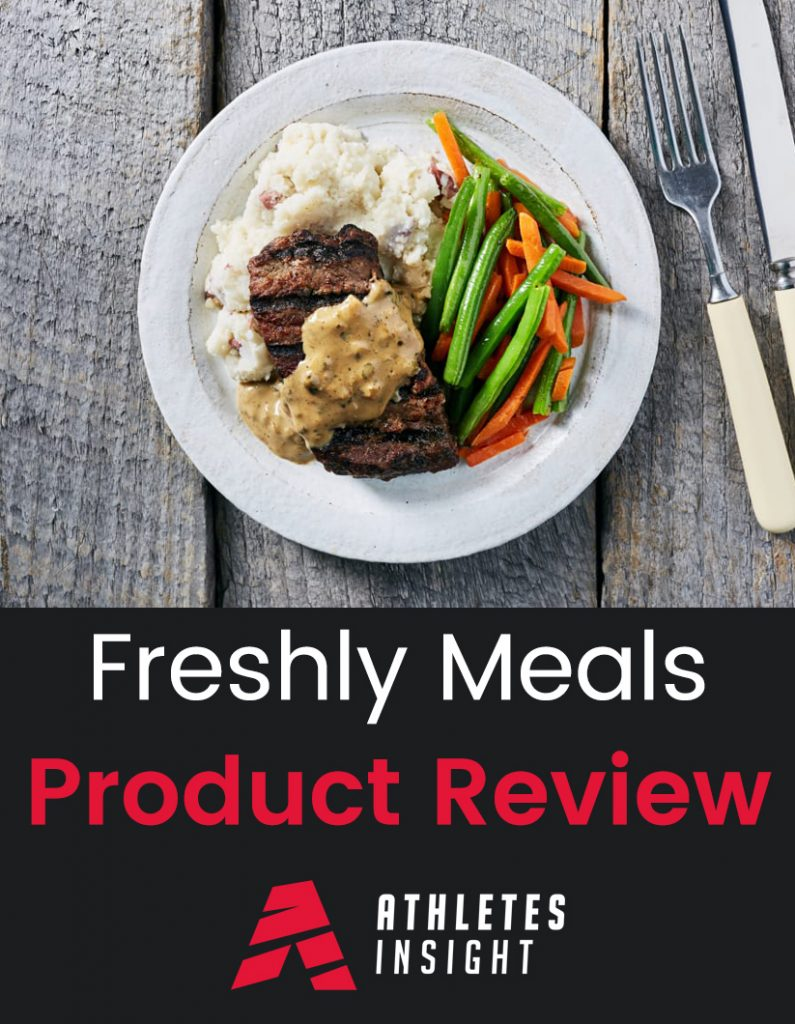 Freshly Meals Product Review