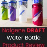 Nalgene Draft Water Bottle Product Review