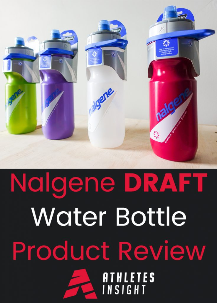Nalgene Draft Water Bottle Product Review