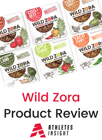 Wild Zora Product Review Athletes Insight Food Review