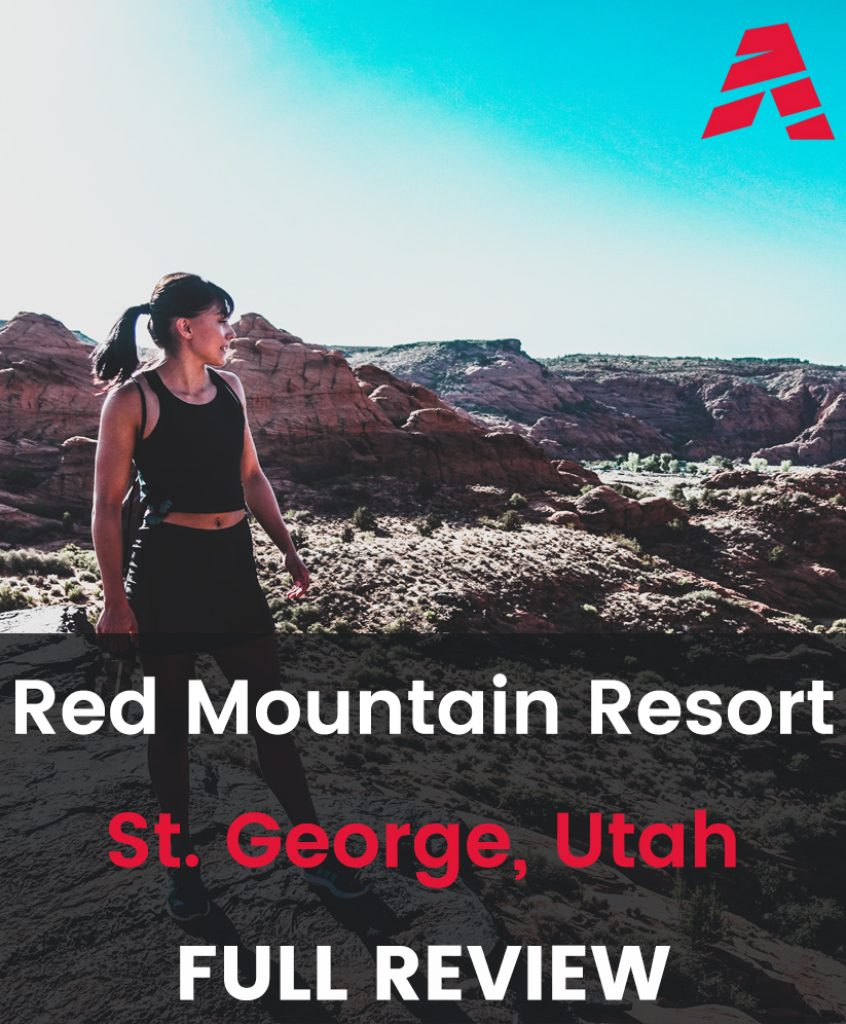 red mountain resort & spa | 2018 fitness travel series | athletes