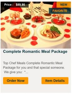 Top Chef Meals Product Review