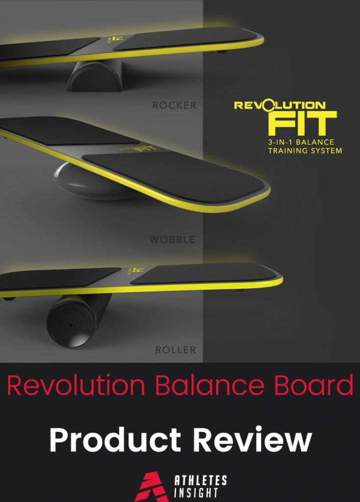 revolution balance board product review