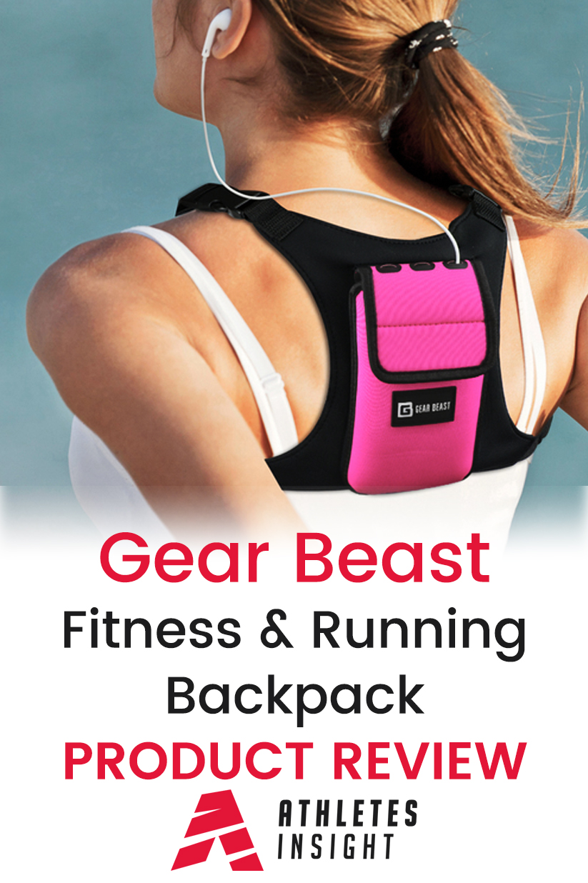 Gear Beast Running Backpack
