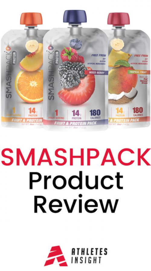 SMASHPACK Product Review | Athletes Insight In-Depth Product Review